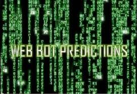 webbot project By gary vey for viewzone did the web bot predict the future in 2010 i first wrote about the web bot in 2009 and reported the predictions it made for 2010.