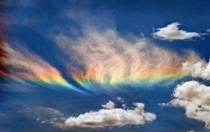 Arcs en ciel de feu : photographies